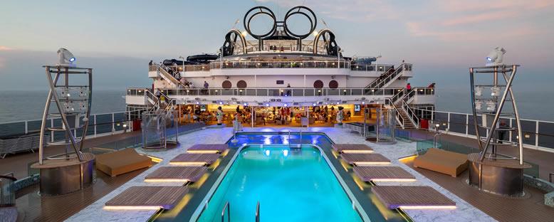 Havuz Katı - MSC Seaview