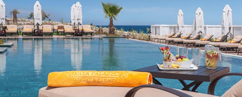 Havuz Keyfi - Kaya Palazzo Resort & Casino