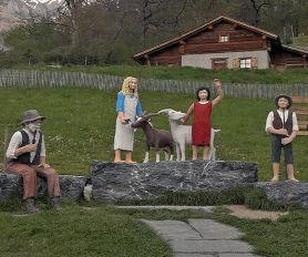 Heidi'nin Köyleri & Romantik Yol Turu