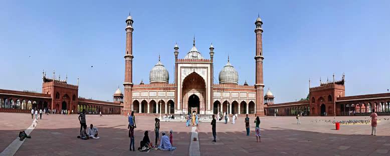 Cuma Camii - Delhi