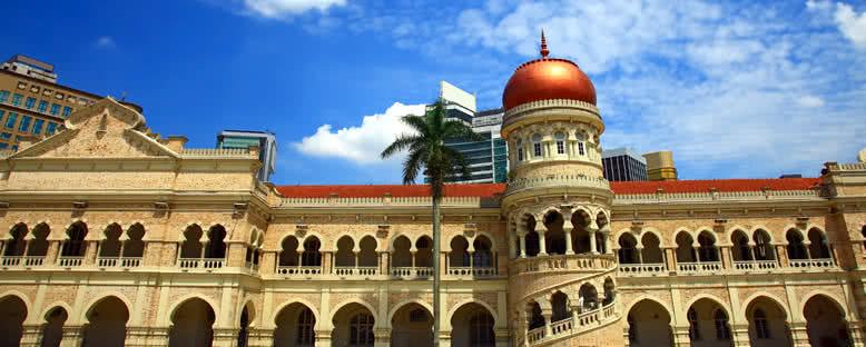 Sultan Abdul Samad Binası - Kuala Lumpur