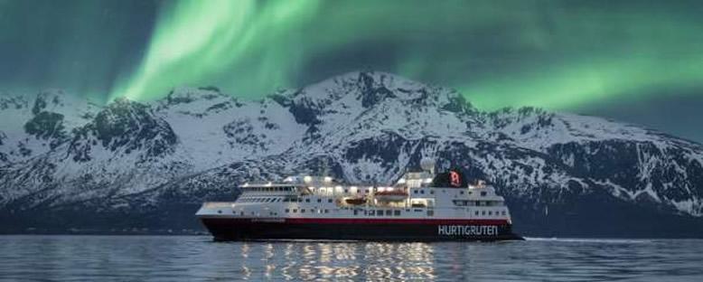 Hurtigruten ile Kuzey Işıkları