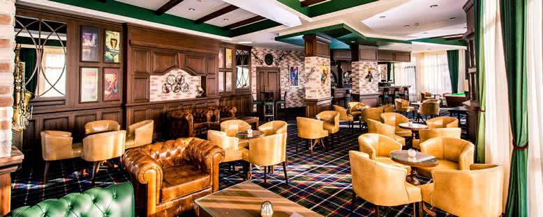 Irish Pub - Vuni Palace Hotel