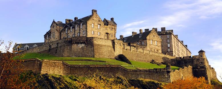 Edinburgh Kalesi - Edinburgh