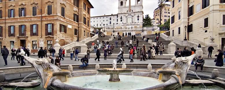 İspanyol Merdivenleri - Roma