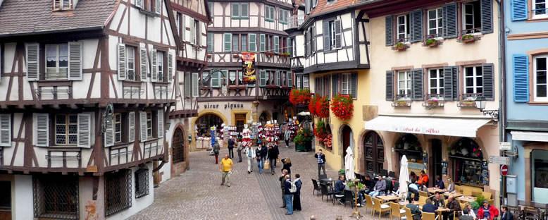 Rue des Marchands - Colmar