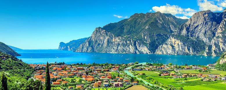Garda Gölü - Milano