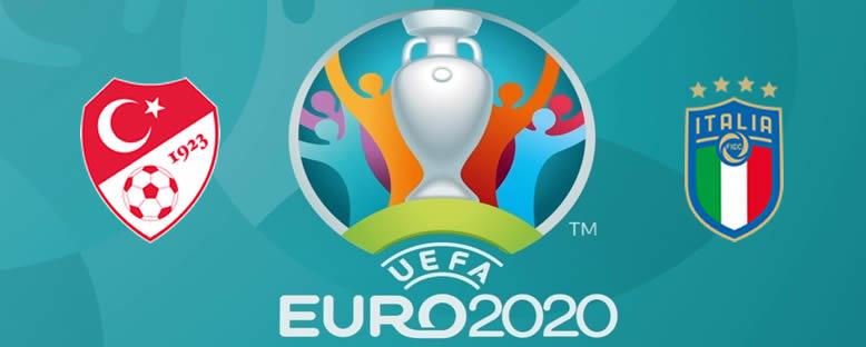 İtalya - Türkiye Euro 2020 Karşılaşması