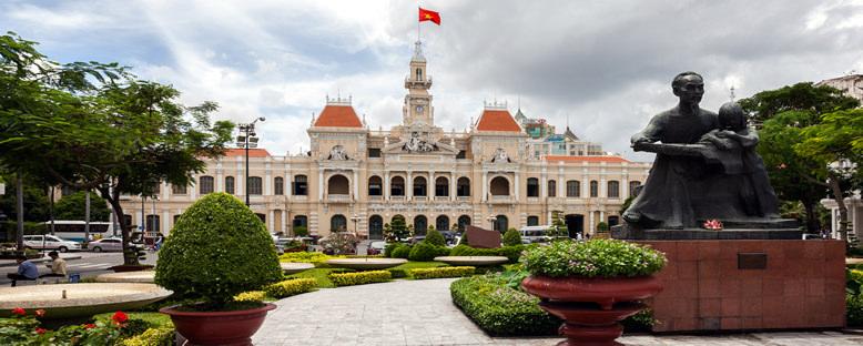 Belediye Başkanlığı - Ho Chi Minh City