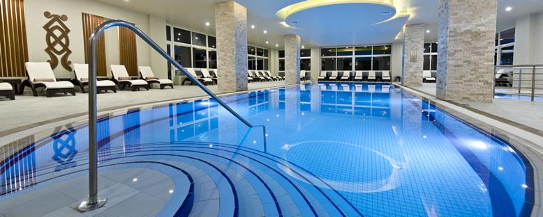 Kapalı Havuz Alanı - Acapulco Resort Hotel