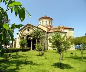 Trabzon ayasofya