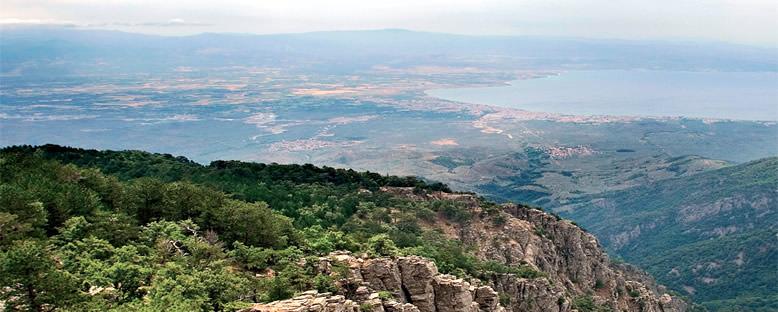 Dağ Manzarası - Kazdağları