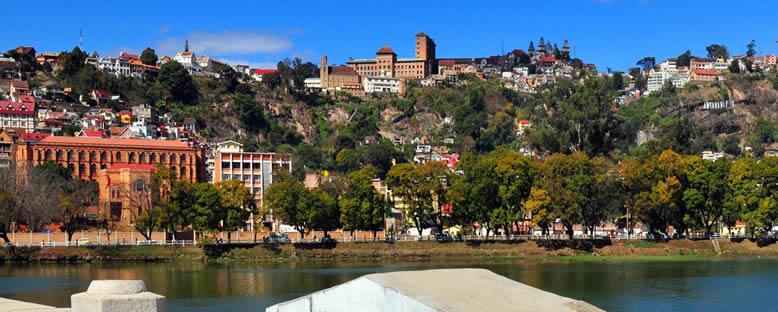 Kent Manzarası - Antananarivo