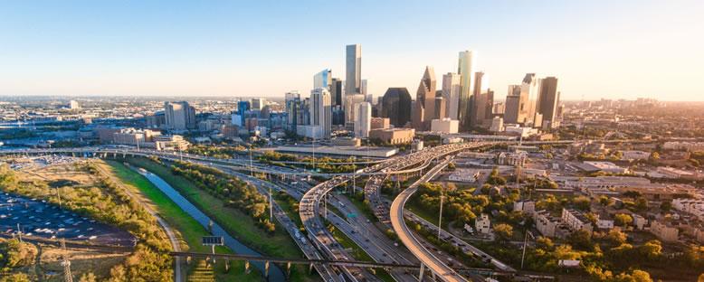 Kent Manzarası - Houston
