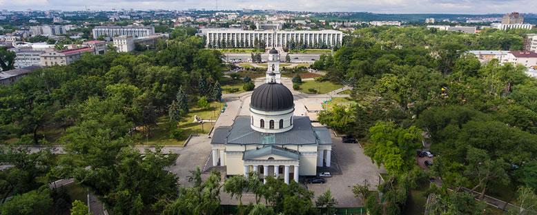 Kent Merkezi - Kişinev
