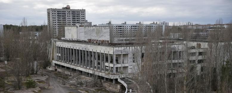 Kent Merkezi - Pripyat