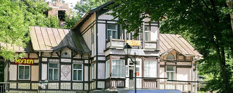 Kent Müzesi - Truskavets