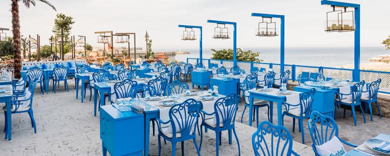 Khephal Balık Restaurant - Lord's Palace Hotel