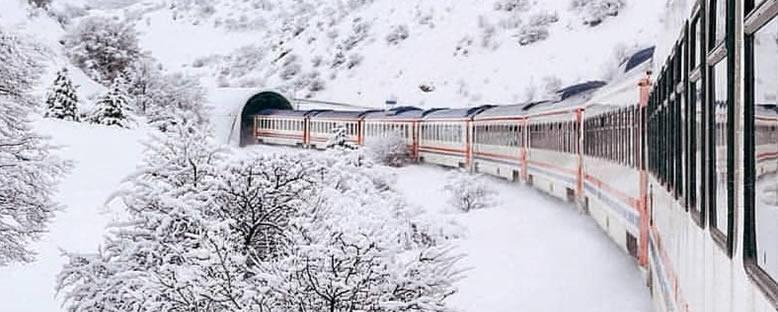 Kış Aylarında Doğu Ekspresi - Kars