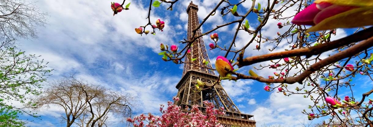 Benelüks Paris Turları