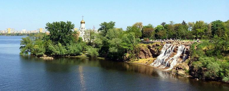 Komsomolsky Adası - Dnipropetrovsk