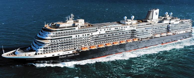 Koningsdam Cruise Gemisi