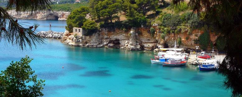 Koy Manzarası - Sporades Adaları