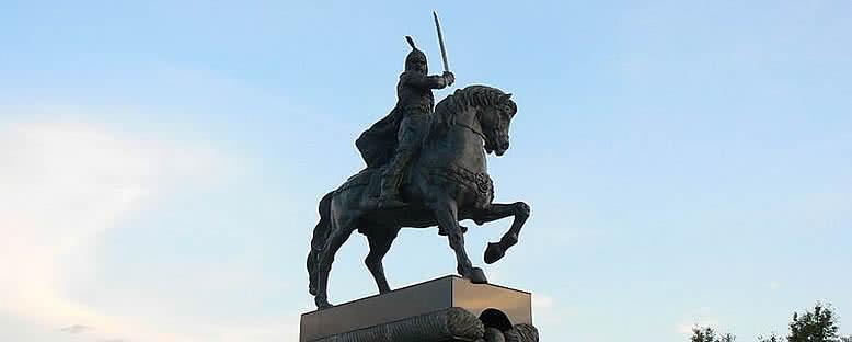Krum Han Anıtı - Plovdiv