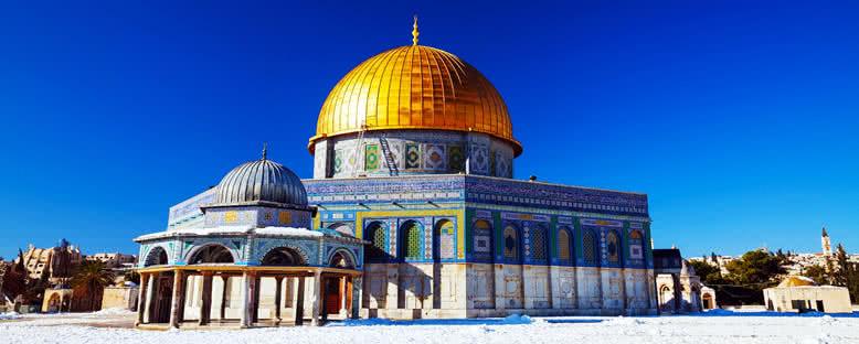 Kubbet-üs-Sahra - Kudüs