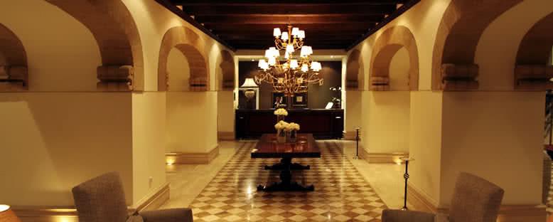 Lobi - The Arkın Colony Hotel