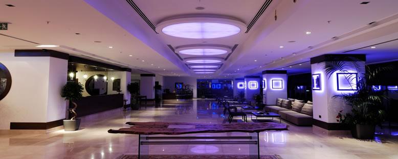 Lobi - Malpas Hotel