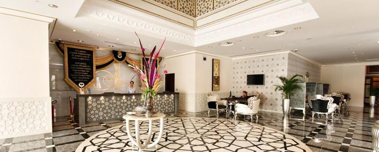 Lobi - The Savoy Ottoman Palace