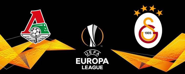 Lokomotiv Moskova - Galatasaray UEFA Avrupa Ligi Maçı