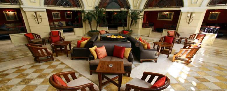 Lounge - The Arkın Colony Hotel