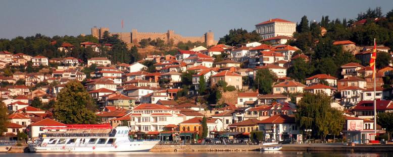 Tarihi Merkez - Ohrid