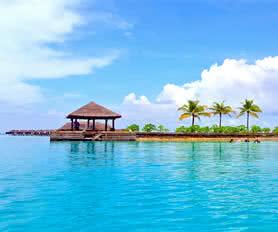 Maldivler bungalov
