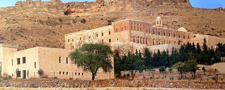 Deyrulzafaran Manastırı - Mardin