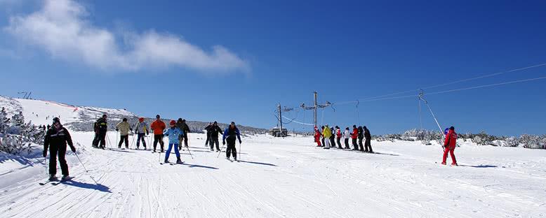 Markudjik Kayak Merkezi - Borovets