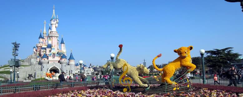 Masal Şatosu - Disneyland