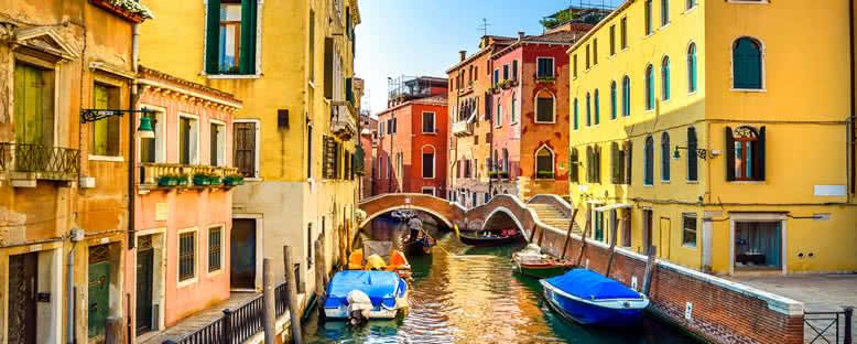 Kanal Sokaklar - Venedik