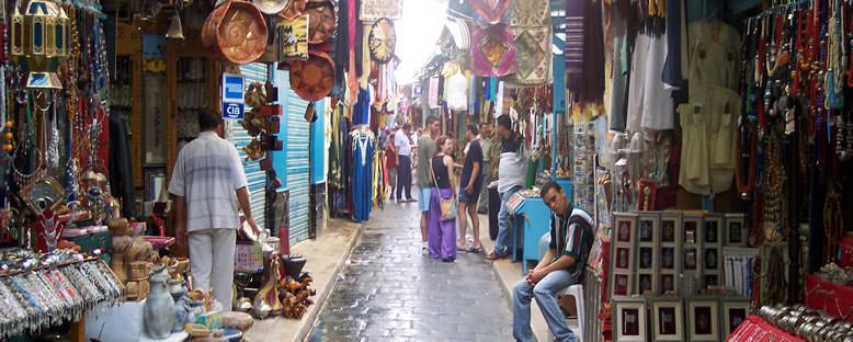 Medina (Çarşı) - Tunus