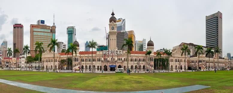 Merdeka Meydanı - Kuala Lumpur