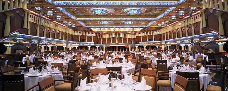 Michelangelo 1965 Restaurant - Costa Fortuna
