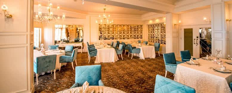 Mirror Restaurant - Vuni Palace Hotel