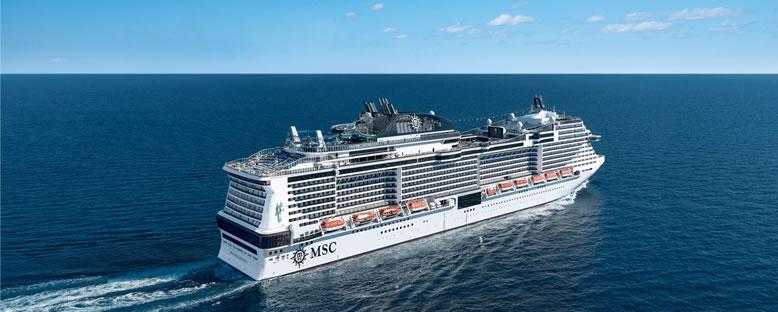 MSC Bellissima Cruise Gemisi