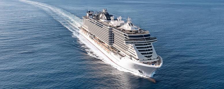 MSC Grandiosa Cruise Gemisi