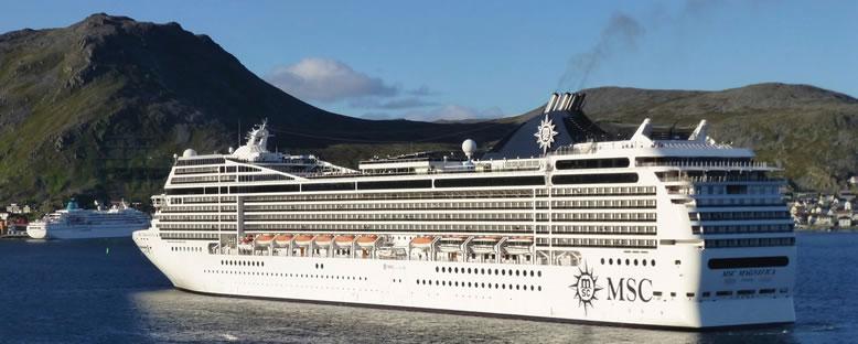 MSC Magnifica Cruise Gemi Turu