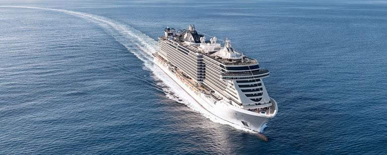 MSC Virtuosa Cruise Gemisi