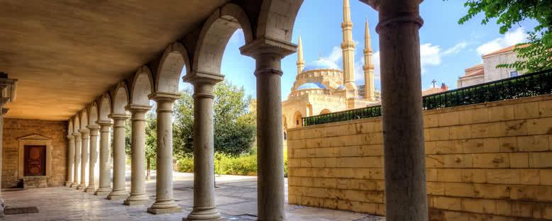 Muhammed El-Emin Camii - Beyrut