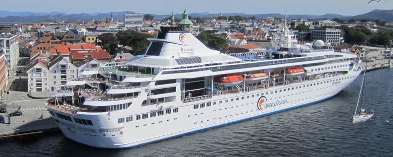 MV Gemini Cruise Gemisi